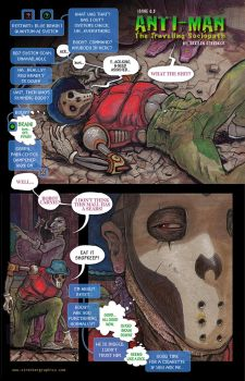 Anti-Man Issue 0.5 - Page 1 by DMStrecker