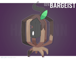 026 Bargeist by harikenn