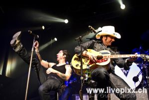 The BossHoss_Zurich_15.3.12 by livepixx