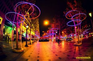 L'Avenue Des Champs Elysees v2 by oO-Rein-Oo