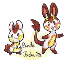 #020-021 Bunite line by Coonae