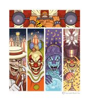 Carny decks by JasonGoad