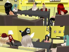 my family on IMVU by Teruchan