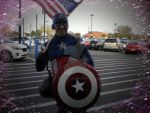 The Real Captain America by littlesonic1234