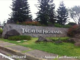 Tagaytay Highlands!:D by Anime-Luv-Forever