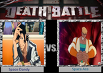 Death Battle: Space Adventurer Showdown by Toongirl18