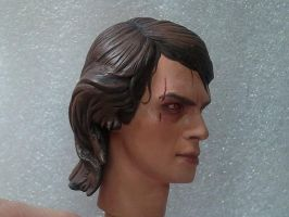Anakin, angry Sith repaint - 2 by DarrenCarnall
