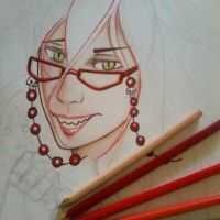 GRELL WIP by matheusmarquess