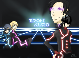 Tron: Kuro by Devil-san