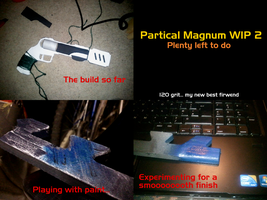 Particle Magnum WIP 02 by Turbogunz