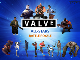 Valve All-Stars Battle Royale by Blake178591