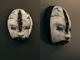 mask - 2 SPLIT by torvenius