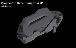 Progenitor Dreadnought by Lc4Hunter