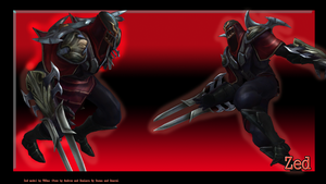 Zed by andrewbaay