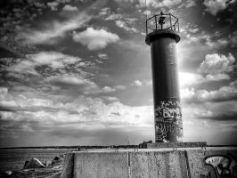Lighthouse by Pkod