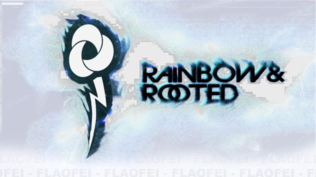 Rainbow and Rooted BG thing by FLAOFEI