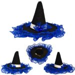 Wizarding Raven Mini Witch House Hat by Cosplayfangear