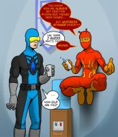 Superhero Sexist by Finfrock