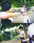 Sinbad and Judal - Rivals encounter by Feeracie