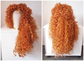 Merida Wig by NigruStea