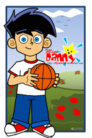 Mini Danny Fenton by Misora-Roll