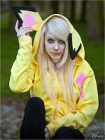 Pichu - Valentines day edition - photoshoot IV by NightSky1357