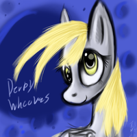 Derpy be derping by imsokyo