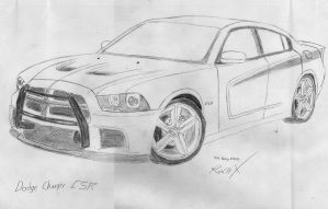 Dodge Charger CSR by RacerXNFS