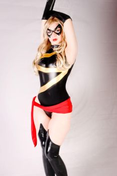 Ms Marvel Cosplay by Magic-Alex-Photo