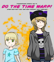 Time Warp Meme by LunaticTrix