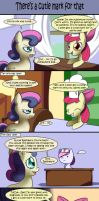 There's a Cutie Mark for that by Solar-Slash