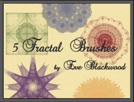 fractal_brushes by EveBlackwood