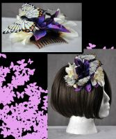 Summer's flowers comb by Lexandrian