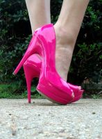Heels by toriamason-stock