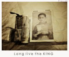 LONG LIVE THE KING by placid9