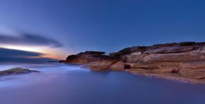 The Cliffs  - Little Bay by MarkLucey