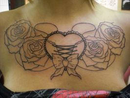HeartCorset Chest Piece by Shipht