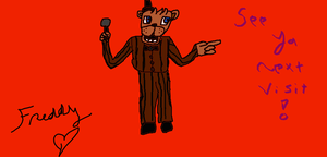freddy redesign by TheUltimateSpiderFan