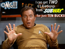 LOLTREK: Subway by roleplay4life