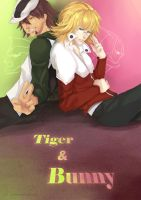 Tiger and Bunny by darkshia