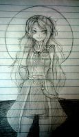 In class Doodle by Eriirii
