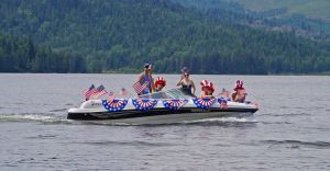 July 4th Boat Parade No. 2 by tundra-timmy