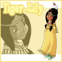 Patch: Tiger-Lily by Street-Angel