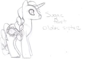MLP - Frost Sugar Profile WIP by Wildnature03