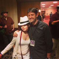 Miss Kimblee meeting Grant Wilson of Ghost Hunters by ExplodingBlossom
