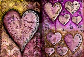 A Womans Heart-Whole by Harrisons-Forge