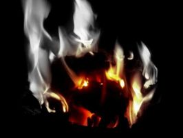 Fire is the devils only friend by velar1