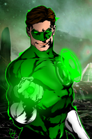 Green Lantern 2.0 by portfan