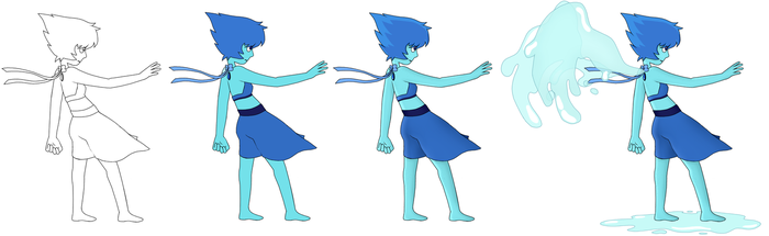 Lapis progression by AskAlease