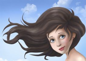 Windy Day by lizzy1e